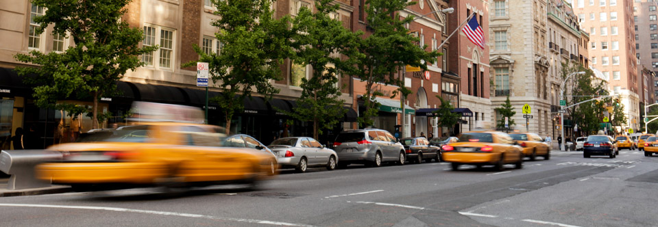Madison Avenue between East 77 and East 78 Streets