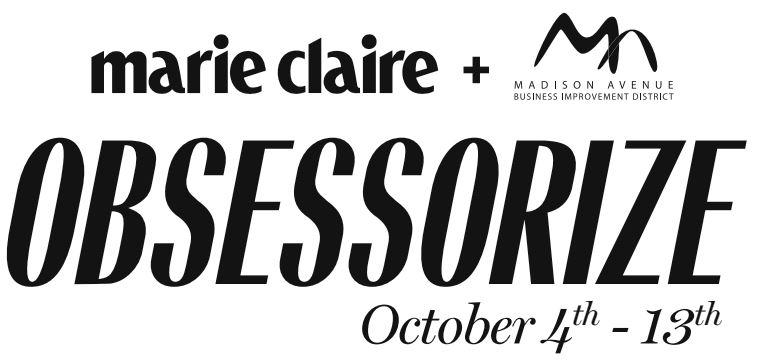 Obsessorize on Madison Avenue, October 4-13, 2018