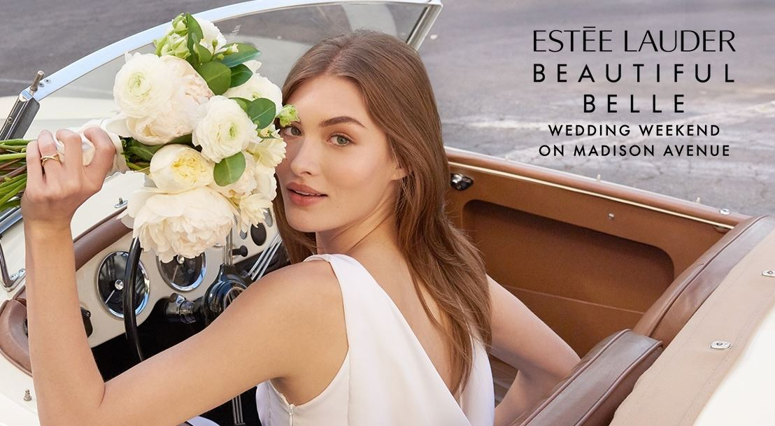 Estee Lauder Beautiful Belle Weekend on Madison Avenue, October 12-13, 2019