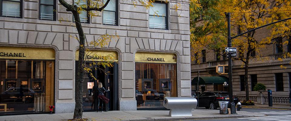 Madison Avenue at East 64 Street