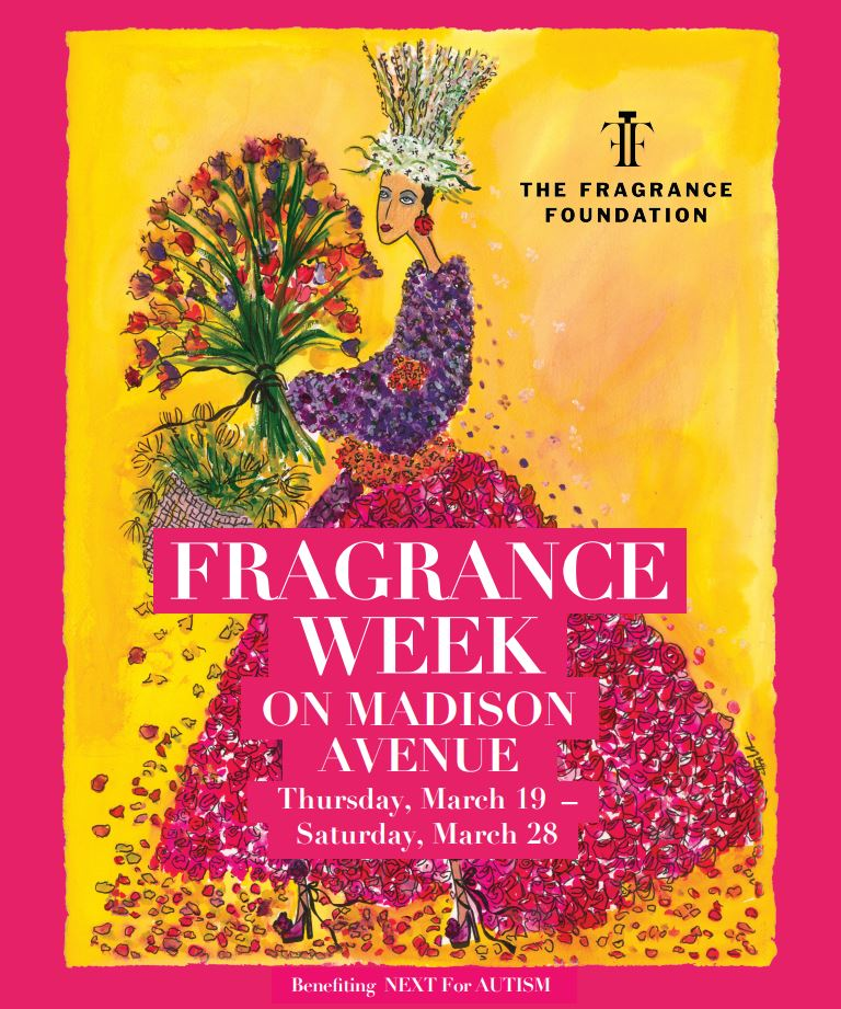 (English) Fragrance Week on Madison Avenue March 19 - 28, 2020