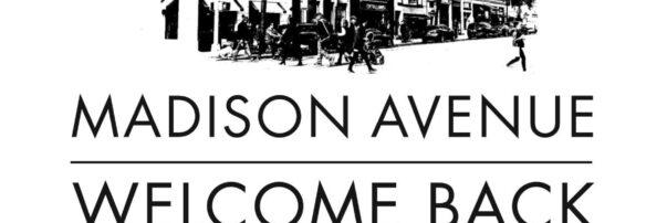 Welcome Back Saturdays on Madison Avenue: 9/12, 9/26 & 10/3