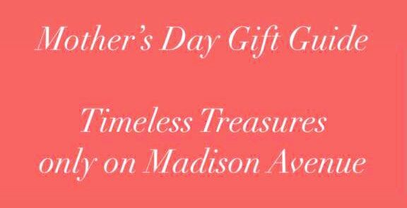 Mother's Day on Madison Avenue