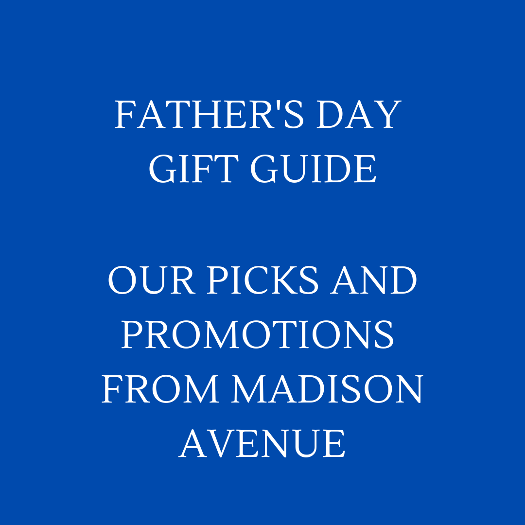 Father's Day on Madison Avenue